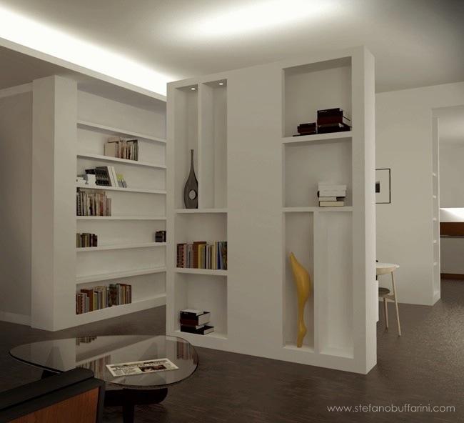 Ristrutturazione di un appartamento di 120 mq scritto di for Idee ristrutturazione appartamento